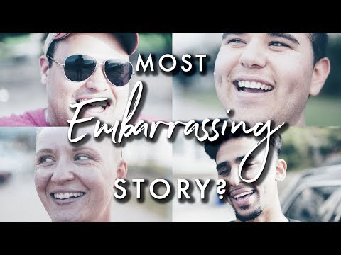 30 People 1 Question {Day 13} What's your most embarrassing story?