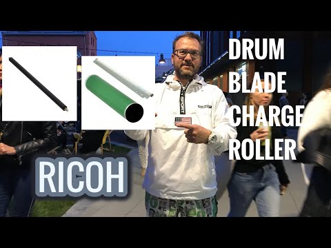 DRUM CLEANING BLADE Replacement RICOH AFICIO MP4000 MP4001 MP4002 MP5000 MP5001 MP5002