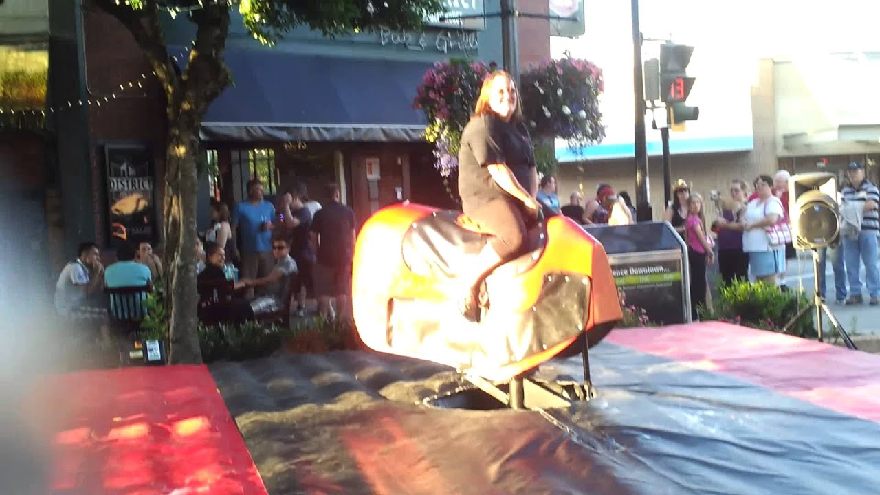 mechanical bull accident july  2013