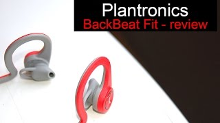 Plantronics BackBeat Fit review (en español)