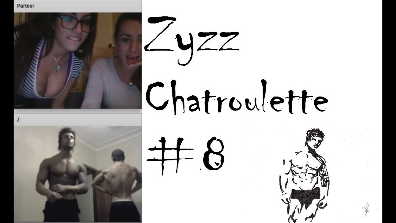 Chatroulette just girls