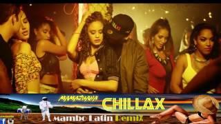 Farruko ft  Mamajuana   Chillax Oficial Merengue Remix HD