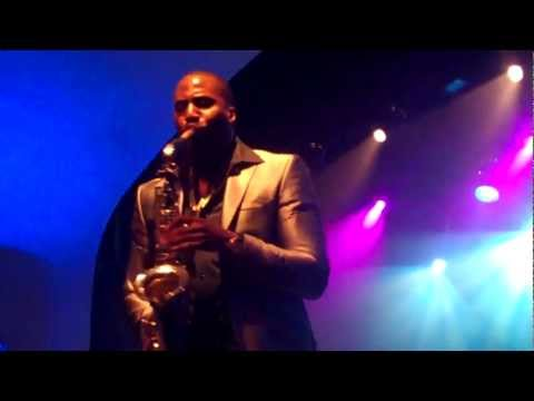 Eric Darius and Oleta Adams Perform If I ain't got You Live At The Napa Valley Jazz Getaway
