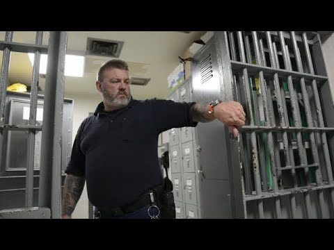 Union County Jail Warden