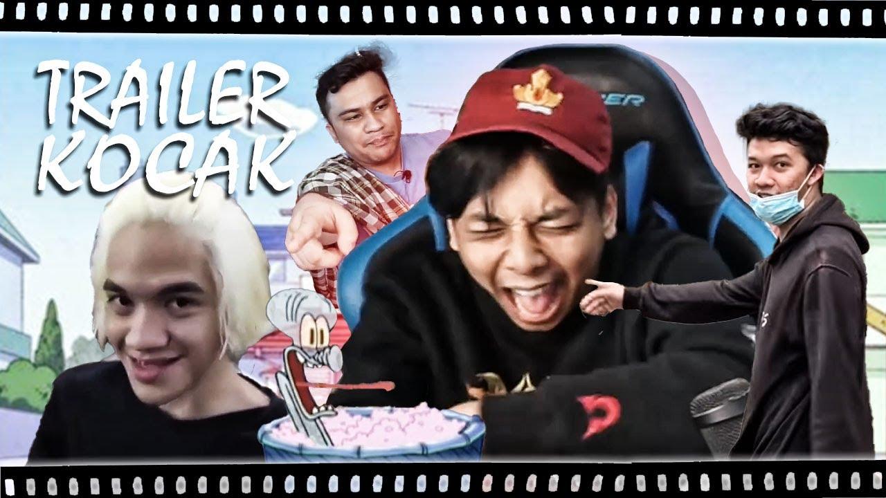 Trailer Kocak - Luthfi Halimawan (Feat. Bang Toekoel, Prince Fundiccc & Mikeyyy)