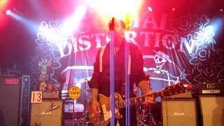 Social Distortion - Nickels And Dimes- Voxhall Aarhus 06-08-12