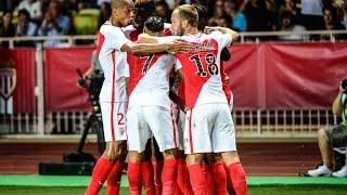 AS Monaco 3-1 Fenerbahçe : LES BUTS Rouge & Blanc (Germain x2, Falcao)