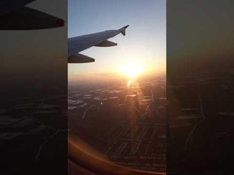 Посадка самолёта москва-ургенч