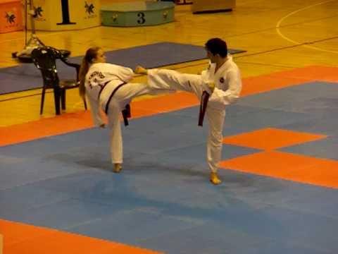 videos de taekwondo itf combates