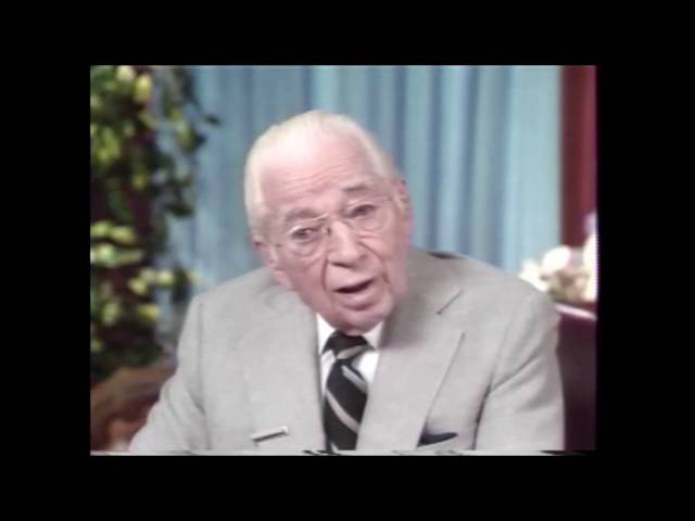 Will the Saved Go To Heaven with Herbert W Armstrong