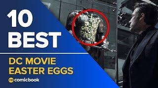 10 Best DC Easter Eggs