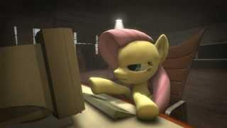 [SFM Ponies] Fluttershy Loses her Innocence