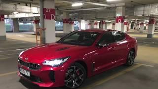AutoTests #5: Kia Stinger GT