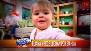 La lucha de Eliana y Fede   Buenos Días a Todos
