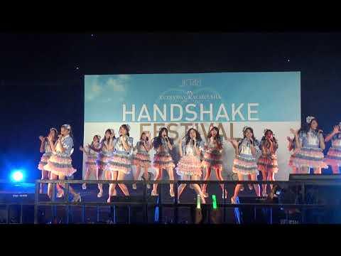 "JKT48 ""Everyday, Kachuusha"" Mini Live Everyday, Kachuusha/UZA Handshake Festival Jakarta 29-09-2018"
