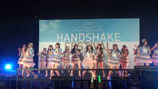 "JKT48 ""Everyday, Kachuusha"" Mini Live Everyday, Kachuusha/UZA Handshake Festival Jakarta 29-09-2018"