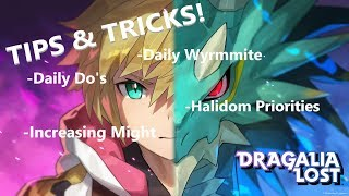 DRAGALIA LOST - TIPS AND TRICKS!