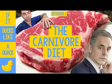 Doctor dissects the science of the Carnivore Diet