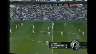 Real Madrid - Villarreal (Liga 2005/06) j37