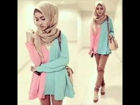 7 Tips Padu Padan Warna Baju Dan Jilbab