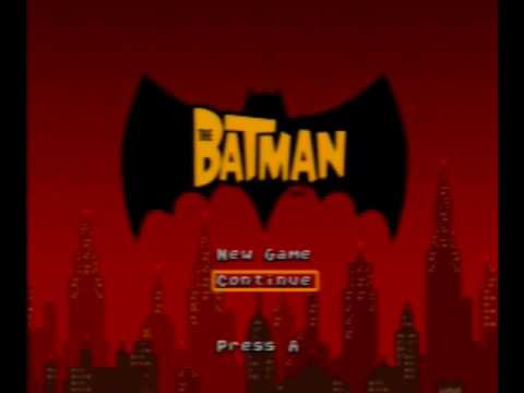 Batman Plug and Play Music - Search for a Smile