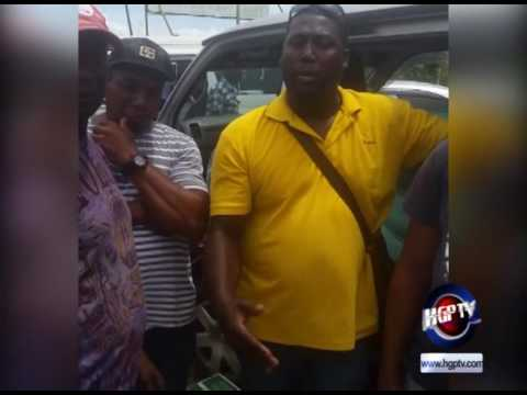 GUYANESE BUS DRIVERS FACING HURDLES IN SURINAME