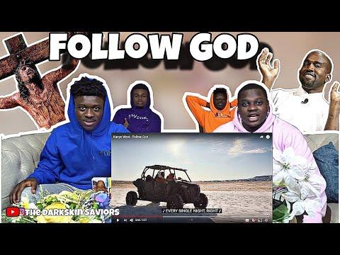 Kanye West-  Follow God *REACTION*