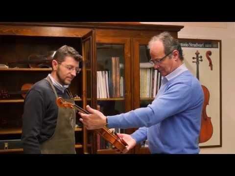 Daniele Tonarelli Master Violinmaker - Cremona Italy