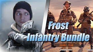 Frost Infantry Skin! - Rainbow Six Siege
