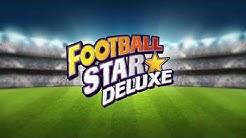 Football Star Deluxe Online Slot Promo