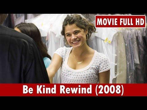 Be Kind Rewind (2008) Movie **  Jack Black, Yasiin Bey, Danny Glover