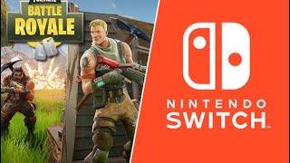 ¿Por qué Fortnite sale antes para móviles que para Switch? - Opinión - Fortnite Battle Royale