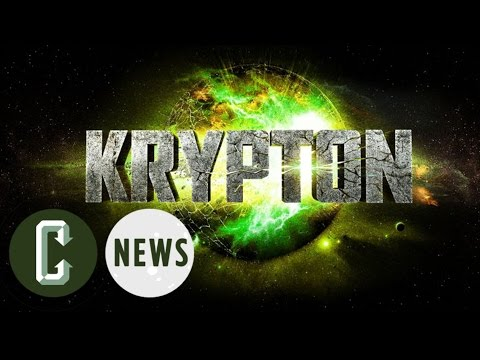 Collider News: 'Krypton' - Syfy Confirms Pilot for Superman Prequel Series
