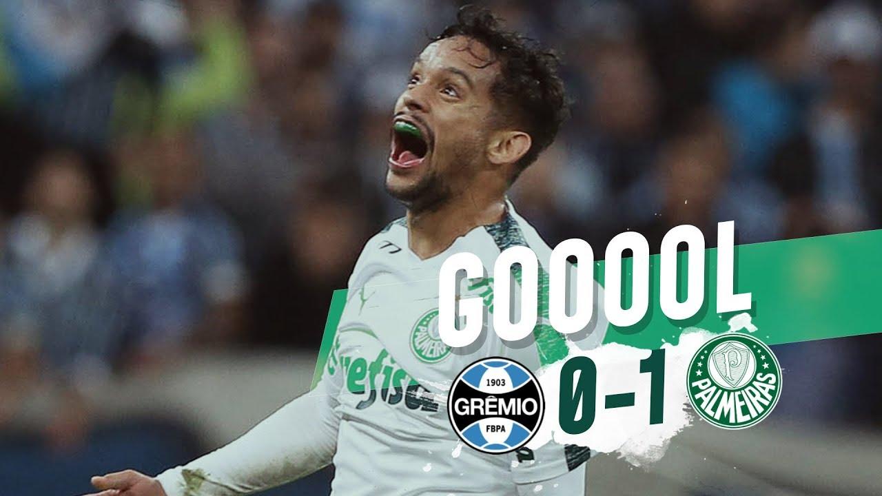 Golaço Do Scarpa Grêmio 0 X 1 Palmeiras Libertadores 2019 Youtube