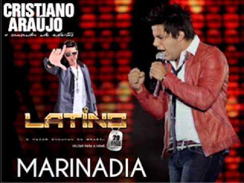 Cristiano Araújo Part. Latino - Marinadia