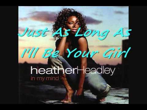 Heather Headley-Fallin For You Lyrics