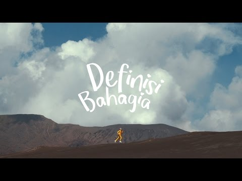 Vidi Aldiano - Definisi Bahagia (Official Video)