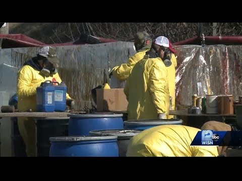 Wisconsin State Fair Park hosts hazardous waste drop-off site