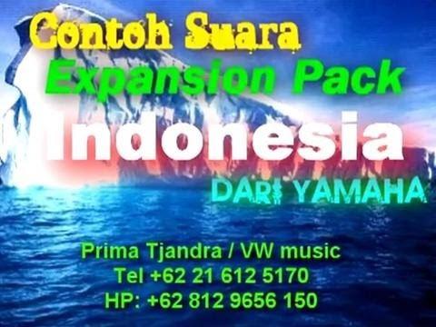 Contoh suara expansion pack indonesia dari yamaha youtube for Yamaha expansion pack