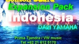 Contoh suara expansion pack indonesia dari yamaha