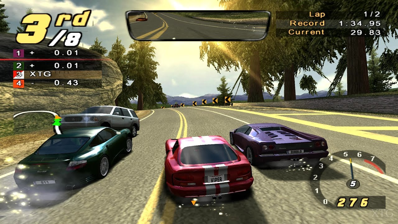 Need for Speed Hot Pursuit 2 PS2 Gameplay HD (PCSX2) - YouTube
