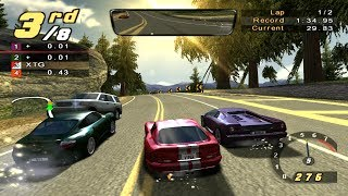 Need for Speed Hot Pursuit 2 PS2 Gameplay HD (PCSX2)