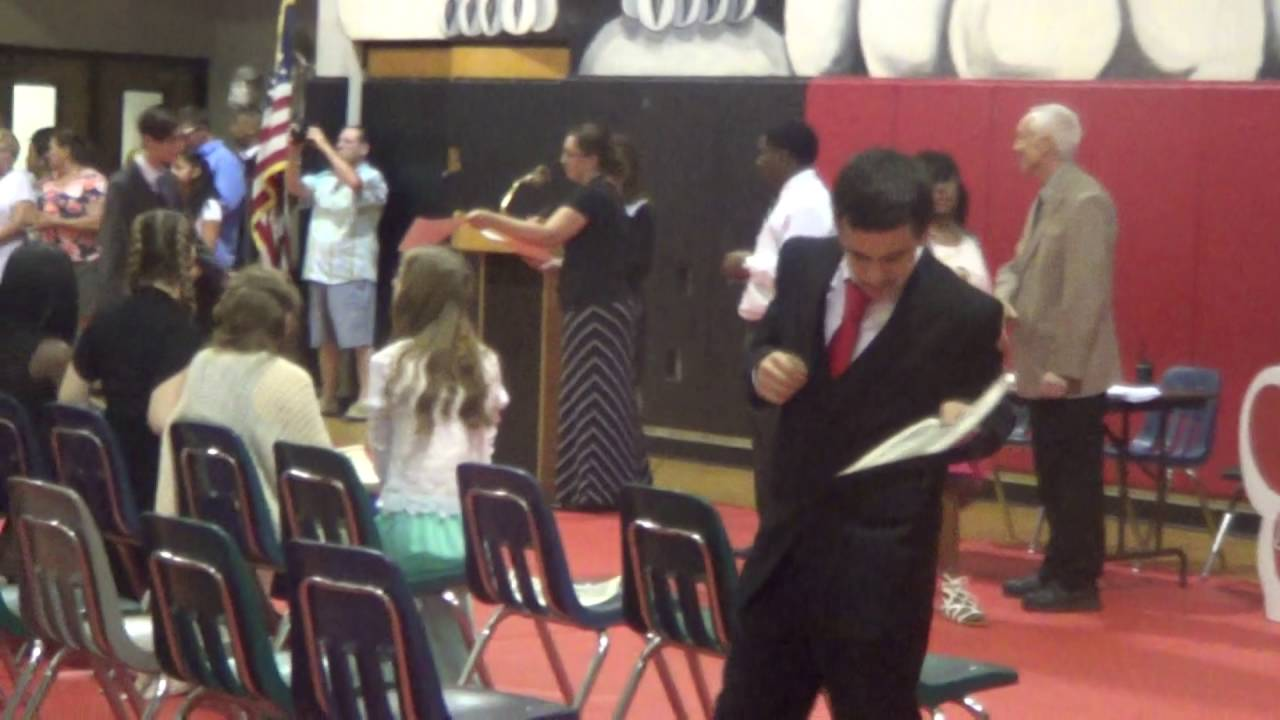 Salvies 8th Grade Graduation Ceremony May 24th Forest Grove Middle