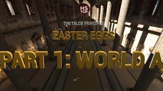 Top 10 Easter Eggs #1 ★ The Talos Principle