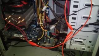 Fofr-oprava chlazení CPU