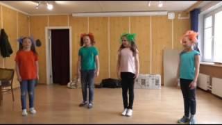 Іграшок дитинства присвячується спектакль ГБОУ школа 609