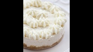 Юлия Высоцкая — Творожный торт