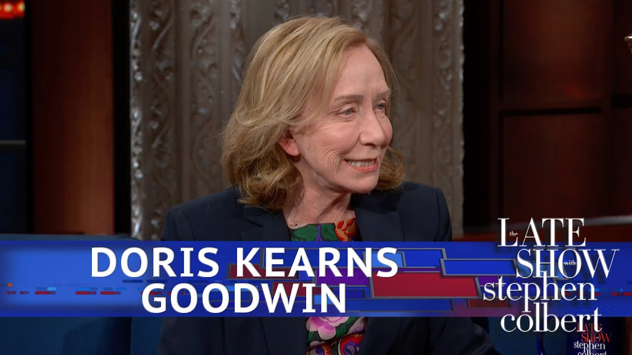 Doris Kearns Goodwin: What It Takes To Lead In Turbulent Times