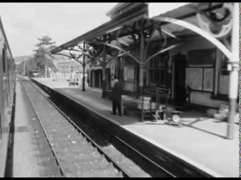 Lost Railways - Last train from Newport to Brecon 1962