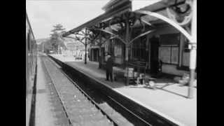 Lost Railways - Last train from Newport to Brecon 1962